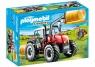 Playmobil Country: Duży traktor z wyposażeniem (6867) Wiek: 4+