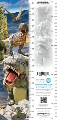 Zakładka 3D - Dinozaur