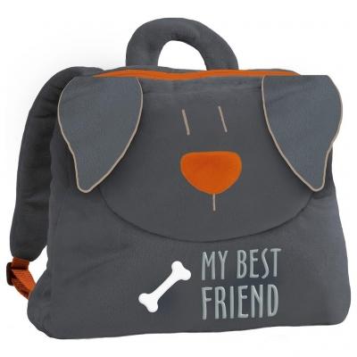 Plecak pluszowy Pies DERFORM
