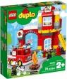 LEGO Duplo: Remiza strażacka (10903)