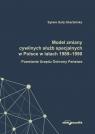 Model zmiany cywilnych służb specjalnych w Polsce w latach 1989-1990.