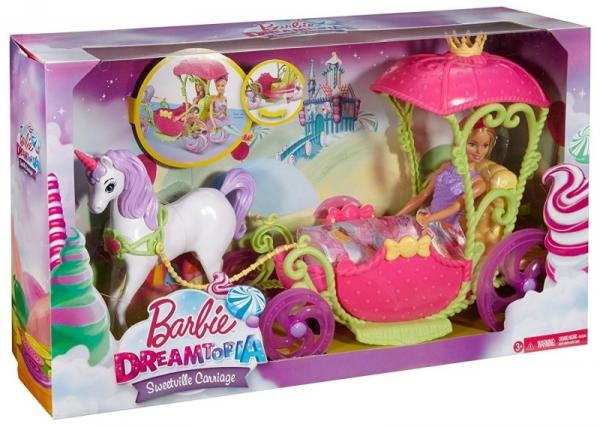 Barbie Karoca Krainy Słodkości (DYX31)