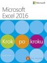 Microsoft Excel 2016 Krok po kroku  Frye Curtis