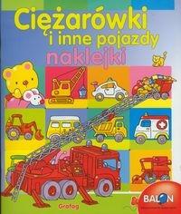 Ciężarówki i inne pojazdy Naklejki