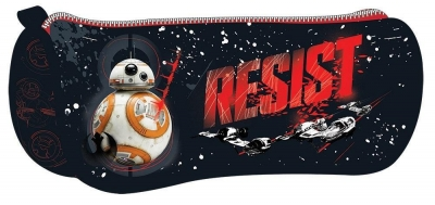 Piórnik owalny Star Wars BB-8