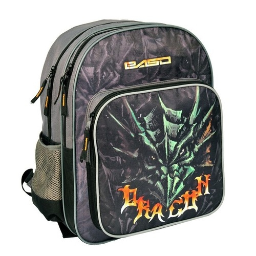 Plecak szkolny Dragon 13-162B
