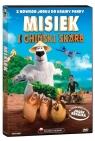Misiek i chiński skarb (DVD)