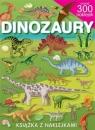 Dinozaury Ponad 300 naklejek