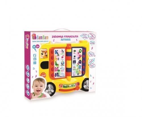 Zabawka edukacyjna Autobus