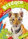 Brzdące kolorują zwierzaki w zoo