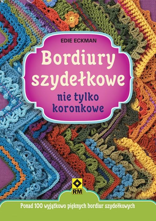 Bordiury szydełkowe nie tylko koronkowe Eckman Edie