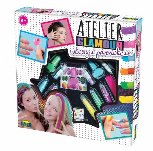 Atelier Glamour włosy i paznokcie (00867)