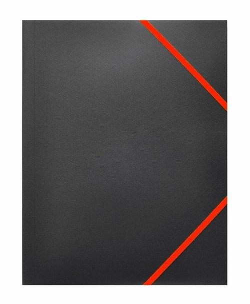 Teczka A4 czarna