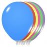 Balony pastelowe mix 25 szt.