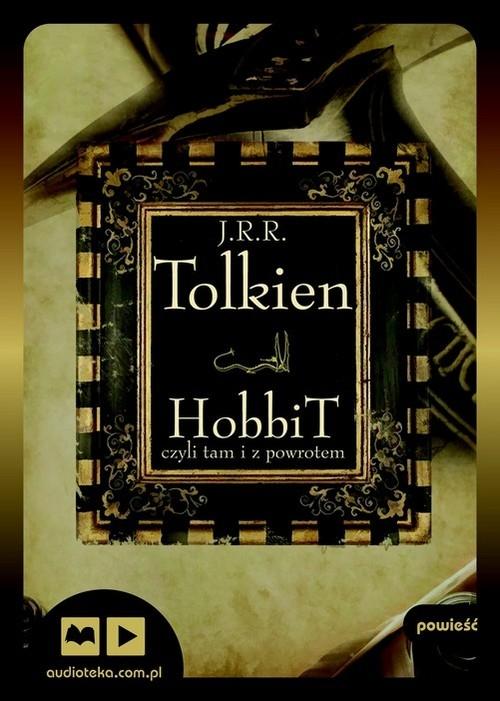 Hobbit  (Audiobook) Tolkien John Ronald Reuel