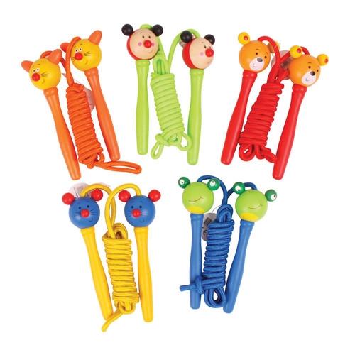 Skakanki ze Zwierzątkami