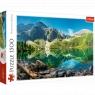 Puzzle 1500: Jezioro Morskie Oko, Tatry (26167)