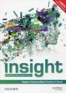 Insight Upper Intermadiate Student's Book Podręcznik wieloletni