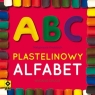 Plastelinowy alfabet