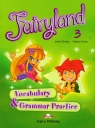 Fairyland 3 Vocabulary Grammar PracticeSzkoła podstawowa Dooley Jenny, Evans Virginia