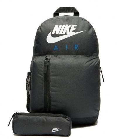 Plecak Elemental Anthracite + piórnik NIKE