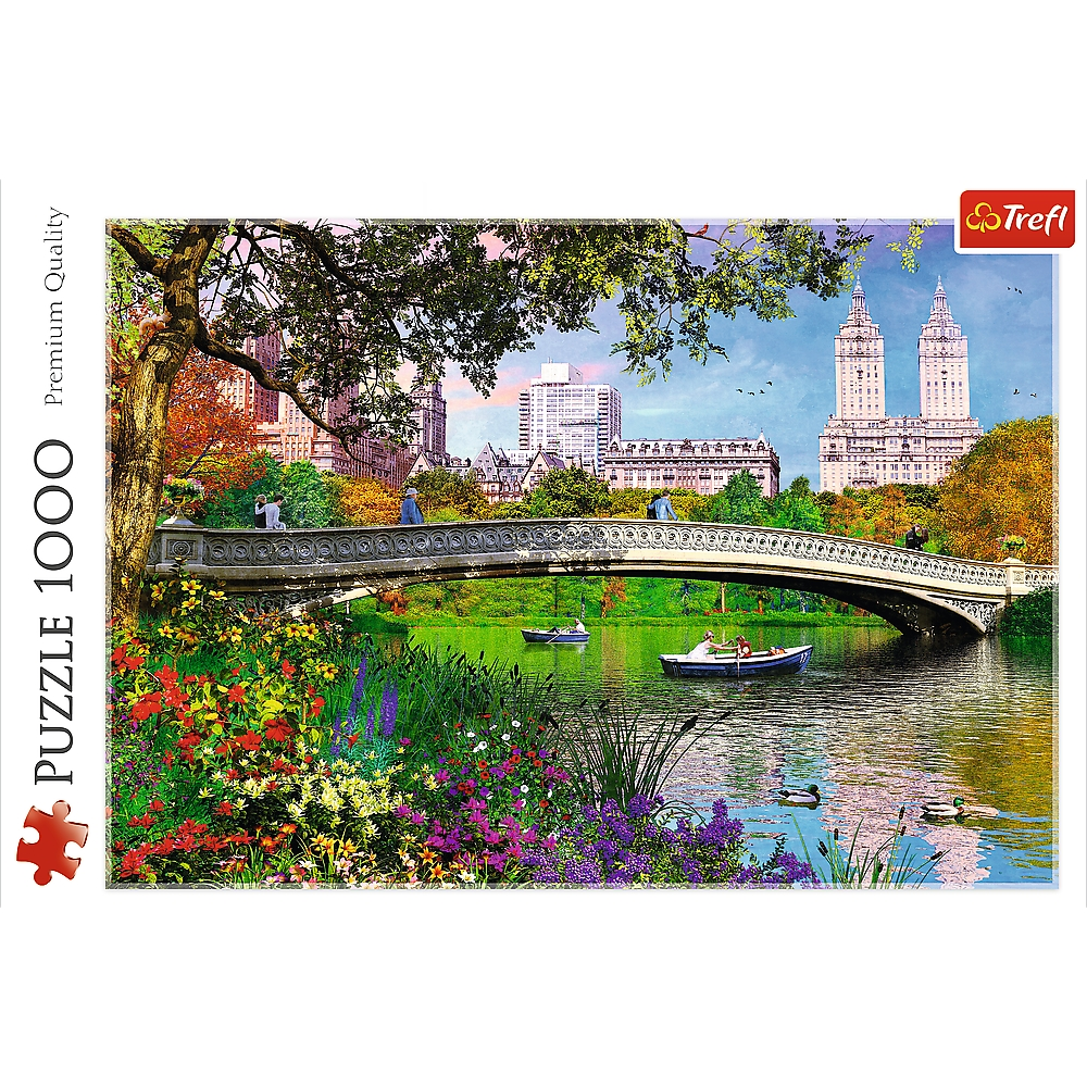 Puzzle 1000: Central Park, New York (10467)