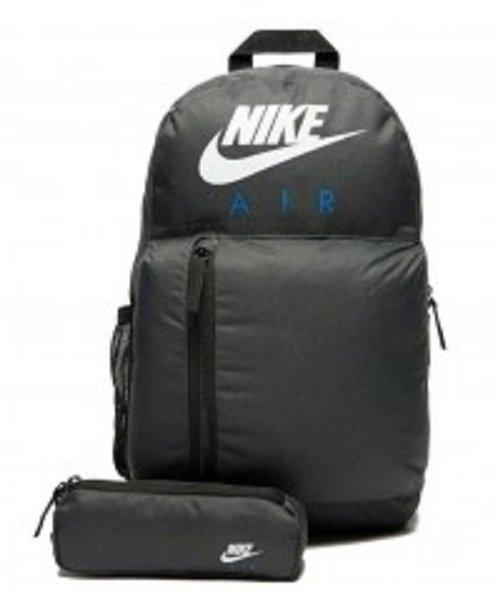 Nike Plecak sportowy Elemental Anthracite Black