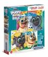 Puzzle Supercolor 2x20: Disney Puppy Dog Pals (24767) Wiek: 3+