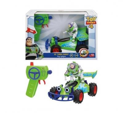 Pojazd RC Buggy i Buzz Astral 20cm Toy Story 4