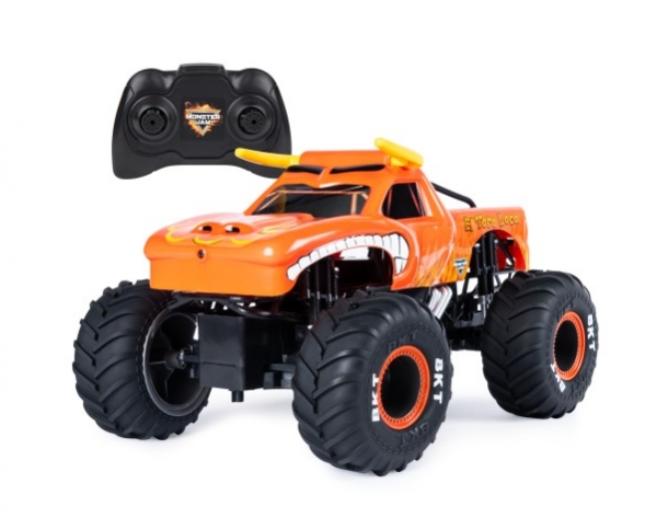 Monster Jam RC - Pojazd 1:15 El Toro Loco (6044992)