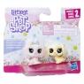 Littlest Pet Shop Lukrowe zwierzaki Dogs dwupak (E0399/E1072)