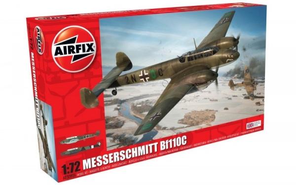 Messerschmitt BF 110C/D (03080A)
