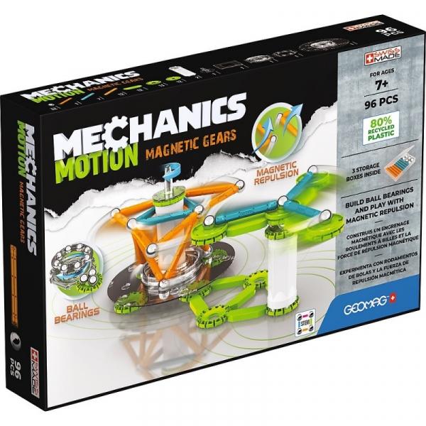 Klocki magnetyczne Mechanics Motion Gears (G767)