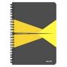 Kołonotatnik Leitz  A5# żółty 44580015