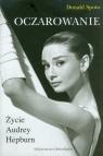 Oczarowanie Życie Audrey Hepburn Spoto Donald