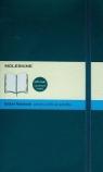 Notes L Moleskine Classic w kropki morski