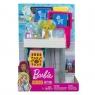 Barbie Kariera: Zestaw mebelków - Weterynarz (FJB25)Wiek: 3+