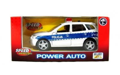 Auto Policja z dzwiękiem