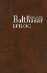 Epilog von Balthasar Hans Urs
