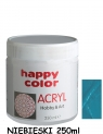 Farba akrylowa 250ml niebieski (7370 0250-3)