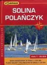 Solina Polańczyk Bieszczady mapa turystyczna 1:25 000