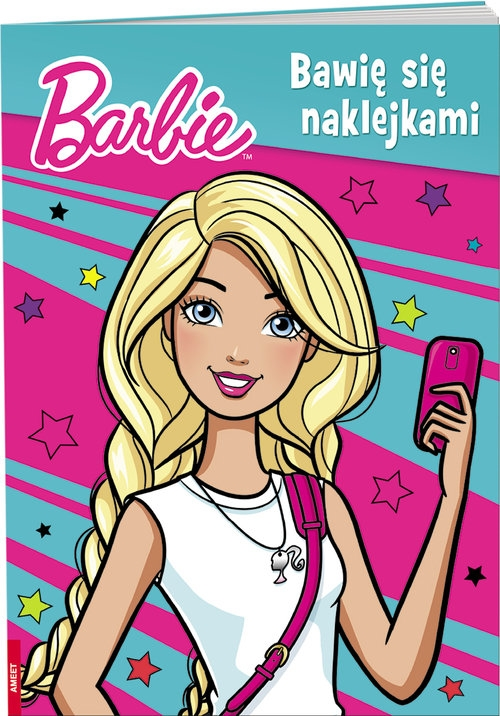 Barbie Bawię się naklejkami