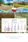 Kalendarz 2019 Jednodzielny Pejzaż KM1