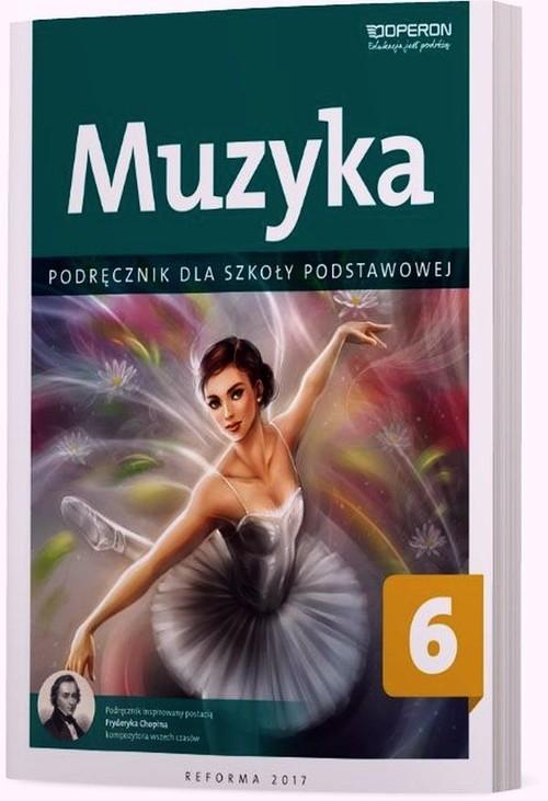 Muzyka 6 Podręcznik Górska-Guzik Justyna