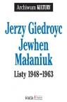 Listy 1948-1963 Giedroyc Jerzy, Małaniuk Jewhen