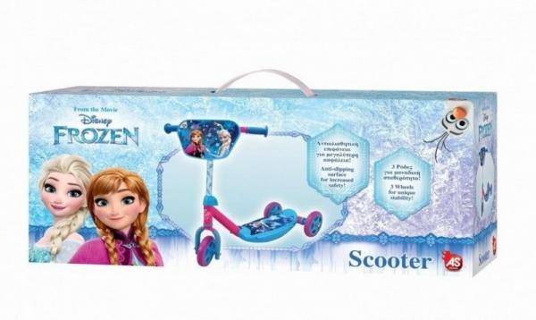 Hulajnoga 3-kołowa Frozen (18050167)
