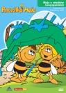Pszczółka Maja Maja u robaków świętojańskich