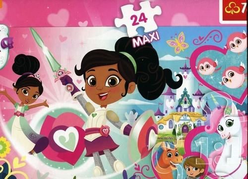 Puzzle 24 Maxi Nieustraszona księżniczka Nella