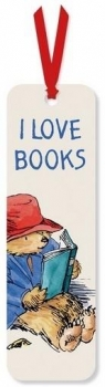 Zakładka do książki I love books