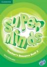 Super Minds 2 Teacher's Resource Book + CD Holcombe Garan